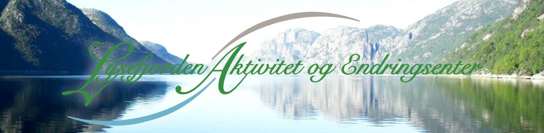 Lysefjorden Aktivitet og Endringsenter